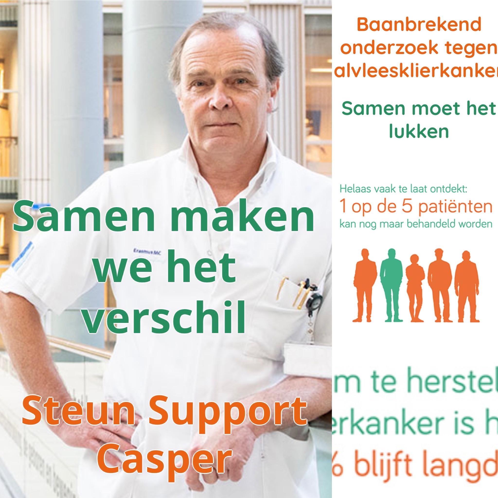 Steun Support Casper